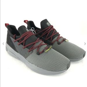 Champion Men's Crossline Cushion Fit Mesh Sneakers